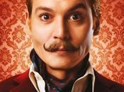 Sortie Charlie Mortdecai avec Johnny Depp
