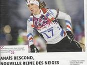[Presse] Anaïs Bescond, nouvelle reine neiges