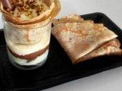 cône crêpe crème chocolat blanc nutella pistache