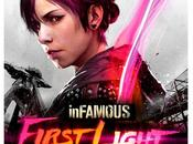 [PSN+ mois] inFamous First Light complet éclair (PS4)