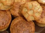 Muffins Bacon Comté