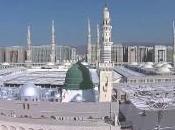 [VIDEO] Mosquée Prophète Mohammed Médine survolait drone