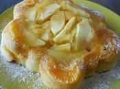 Gâteau fruits micro onde