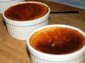 Crème oeufs vanille