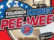 Tournoi International Hockey Pee-Wee Québec 2015 février Colisée Pepsi
