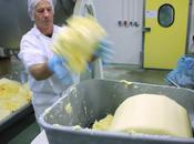 Beurre Crème Laiterie Coopérative Etrez Bresse