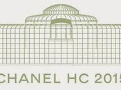 Grand Palais ouvre serre lors défilé Haute Couture Chanel...