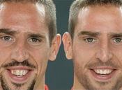 TimeLapse photographe relooke Franck Ribéry Photoshop