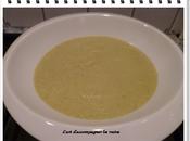Velouté brocolis (présenté Alain DUCASSE)