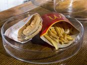 Cheesburger McDonald's conservé intact depuis 2009