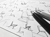 Projet étudiant Lounge Chair Tamara Svonja