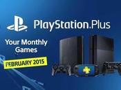 jeux PlayStation Plus mois février 2015