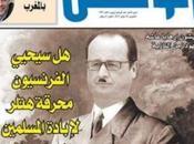 Hollande Hitler Maroc C'est trop Chérifien