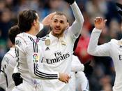 Liga Real gagne, Benzema brille