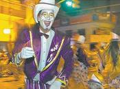 carnaval portègne s'ouvre aujourd'hui l'affiche]