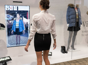 HIGH-TECH Cabines d'essayage virtuelles Toshiba