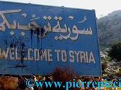 SYRIE révolution syrienne djihad portes l'Europe