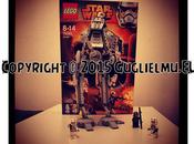 Montage Blindé bipode AT-DP LEGO Star Wars wars Rebels