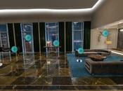 nuances Grey: l'appartement Christian Grey visite interactive 360°