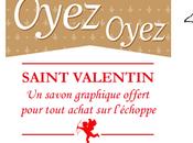 Saint-Valentin colorée avec King Dagobert Dessine savon