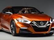 Nissan Maxima 2016 surprises