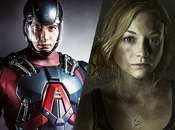 Flash Emily Kinney (The Walking Dead) jouera méchant face Atom