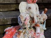 Prince éléphant ateliers Elephant goose Workshops