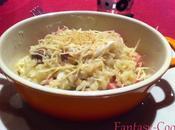 Risotto champignons jambon (Thermomix)