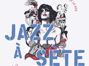 L'affiche Jazz Sète 2015