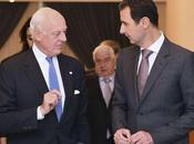 L'AVEU JOUR. Syrie: médiateur l'ONU affirme qu'Assad fait partie solution
