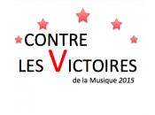 2emes Contre-Victoires Musique 2015 résultats