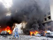 Cérémonie après-midi pour dixième commémoration l'assassinat Rafic Hariri