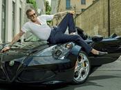 Lapo Elkann Alfa Romeo dans Paris Match