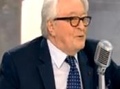 FABRIQUE L'ANTISEMITISME. Vidéo: Soutien Roland Dumas contre Manuel Valls