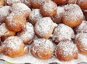Beignets fromage blanc