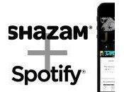 Shazam facilite connexion avec Spotify iPhone iPad