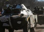 Ukraine troupes Kiev encerclées Debaltsevo déposé armes