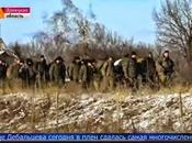 troupes ukrainiennes rendent centaines