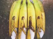 banane dévoile grâce l'artiste ....