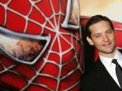 Spider-Man visage remplaçant Tobey Maguire
