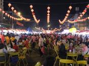 Thaïlande, Udonthani. Nouvel chinois 2015 partie