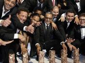 Cinéma César 2015, palmarès complet