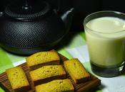 Mini financiers Matcha Latte {Foodista Challenge