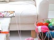 façons faire décoration avec stock laine