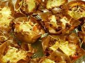 Miam CupCakes façon lasagne