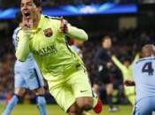 Barcelone toujours au-dessus Man.City (1-2)