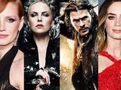 MOVIE Huntsman Jessica Chastain Emily Blunt rejoignent Chris Hemsworth Charlize Theron