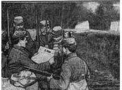 février 1915, nous quittons Reims, sans être désolés n'était plus possible vivre