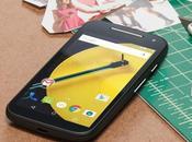 Motorola dévoile smartphone d'entrée gamme nouveau Moto compatible