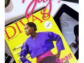 première parution chez Divas Magazine
